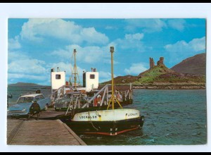 U561/ Fähre Ferry at Kyleakin Isle of Skye Scotland Schottalnd AK ca.1960