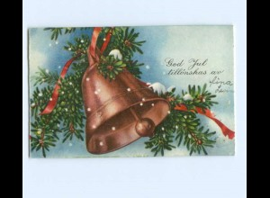 Y9283/ God Jul tillkönskas av Schweden Weihnachten AK 1932 11 x 7 cm