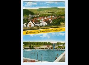U595-3549/ Diemelstadt Wrexen AK Badeanstalt