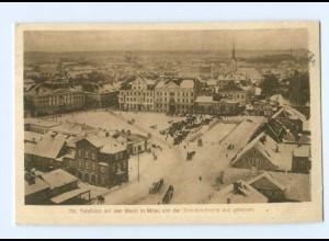 U890/ Mitau Jelgava Lettland im Winter AK 1917