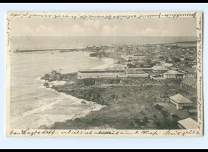 U1814/ Accra Ghana Afrika AK 1913