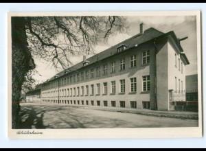 Y7721/ Triesdorf Weidenbach Ackerbauschule Schülerheim Foto AK ca.1938