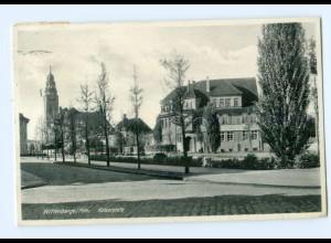 U1100-193./ Wittenberge Kaiserplatz AK 1938