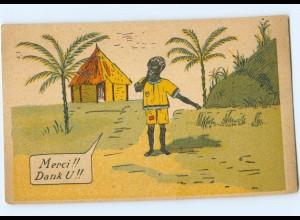 U1809/ Mission AK Vendu au profit des Missions - Afrika ca.1920