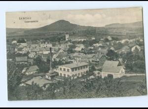 Y8804/ Sandau Zadow Tschechien AK ca.1910