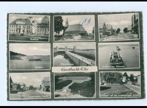 Y7895/ Geesthacht a.d. Elbe AK