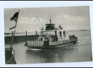 Y7914/ Glückstadt Fährschiff AK