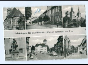 Y7929/ Schöningen am Elm AK