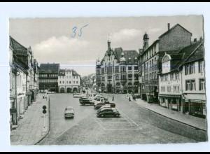 Y7966/ Helmstedt Am Markt AK