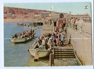 Y7821/ Helgoland Landungsboote AK ca.1960