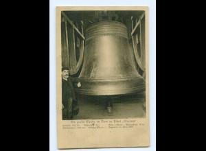 U1302-990./ Erfurt die große Glocke im Dom AK 1919