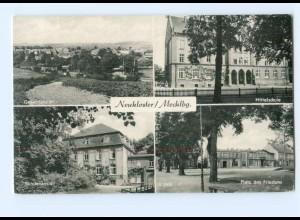 U1291-239./ Neukloster Mecklbg. Mittelschule, Blindenanstalt AK 1959