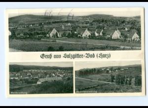 Y8238/ Gruß aus Salzgitter-Bad (Harz) 1960 AK