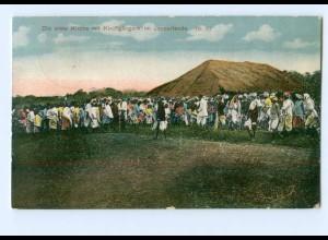 U1303/ Mission AK Jeypurland Indien AK 1911