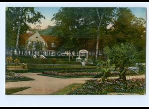 U1295/ Stettin Parkhaus AK ca.1912 Pommern