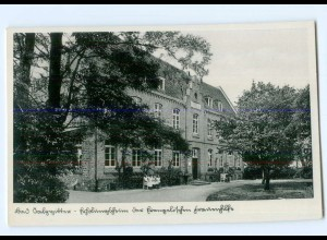 U1344-3320/ Salzgitter Erholungsheim deer evangel. Frauenhilfe AK ca.1935