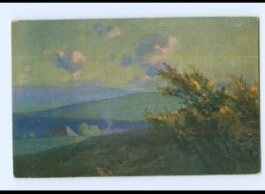 Y8367/ Fr. Reiss Frühling im Schwarzwald Verlag: Elchlepp ca.1912