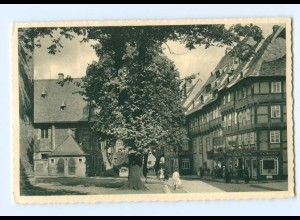 Y8369/ Goslar Marktkirchhof AK 1944