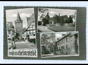 Y8303/ Gruß aus Helmstedt AK