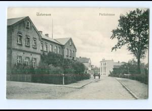 U1412/ Uetersen Parkstraße AK 1918