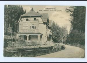 Y8769/ Friedrichroda Hotel u. Pension Schauenburgmühle AK 1913