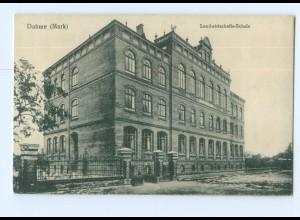 U1543-159./ Dahme (Mark) Landwirtschaftliche Schule AK 1919