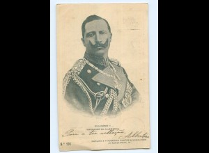 U1530/ Kaiser Wilhelm Portugal AK 1905