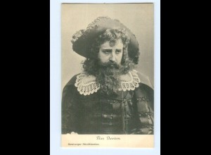Y8733/ Max Dawinson Schauspieler Hamburger Stadttheater AK ca.1900