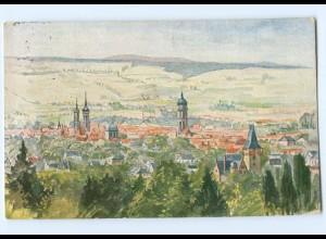 Y8824/ Göttingen Künstler AK Fr. Vogel 1916