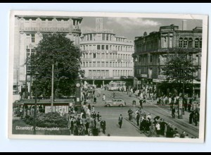 Y8820/ Düsseldorf Corneliusplatz AK 1951