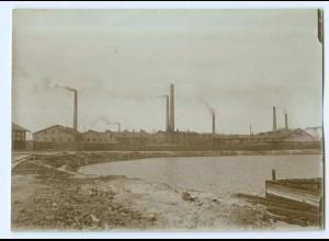 S778/ Dalsbruk Finnland altes Foto ca.1900 ca.17 x 12 cm