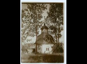 S984/ Jakobstad Kirche Finnland altes Foto 1907 ca.17 x 12 cm