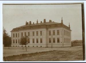 S986/ Björneburg Finnland altes Foto 1907 ca.17 x 12 cm