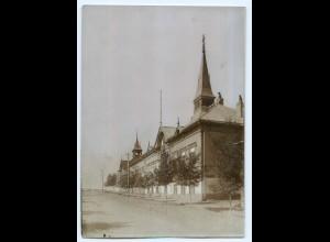 S998/ Kokkola Finnland altes Foto 1907 ca.17 x 12 cm