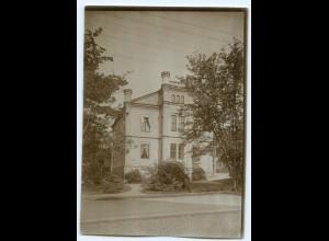 S1064/ Wasa Vaasa Finnland altes Foto 1907 ca.17 x 12 cm