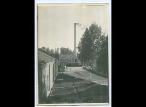 S1056/ Jyväskylä Finnland altes Foto 1907 ca.17 x 13 cm