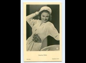 U1932/ Marika Rökk schöne Ross Foto AK ca.1935