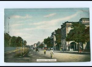 U2056/ Burma Myanmar Rangoon The Strand AK ca.1910