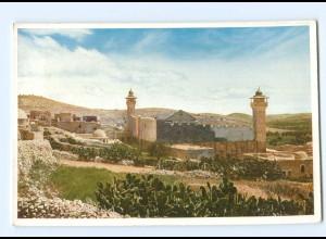 Y9030/ Hebron Mosque Moschee Palästina AK ca.1935