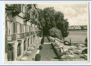 Y9032/ Konstanz Insel-Hotel Foto AK 1937