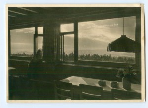 Y9033/ Schliffkopf-Gedächtnisraum in Obertal bei Baiersbronn Foto AK 1937