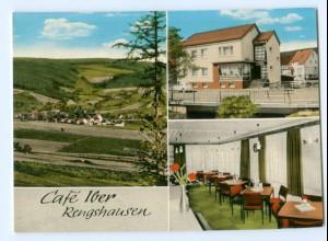 Y9019/ Rengshausen Cafe Iber AK ca.1970