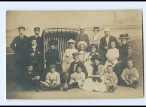 U2179/ Cuxhaven Foto AK Fotomontage 1909
