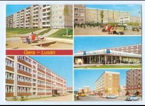 Y9211/ Gera Lusan Bild und Heimat AK