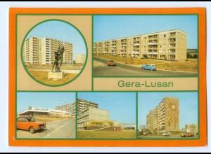 Y9204/ Gera Lusan Bild und Heimat AK