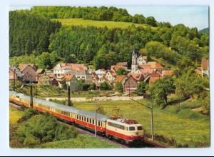 Y9408/ Heiligenbrücken Spessart Eisenbahn AK