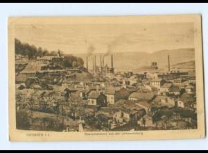 Y9628/ Hayingen in Lothringen AK 1916