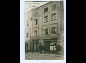 Y10804/ Tittmoning Privat Foto AK Cafe und Tee ca.1910