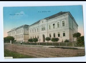 U2786/ Vinkovci Skola Kroatien AK ca.1915
