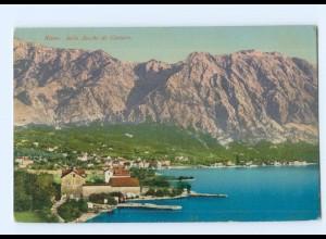 U2504/ Risan Cattaoro Kotor Montenegro AK ca.1912